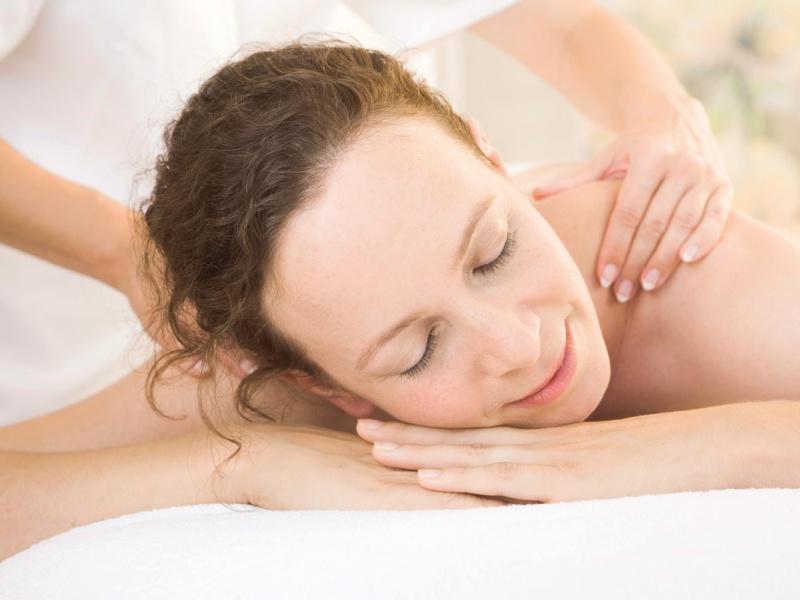 Kosmetik Ganzkörper-Behandlung