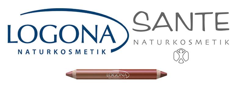 Naturkosmetik Logona und Sante
