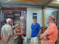 Besuch bei Mani Olivenöl Griechenland 05