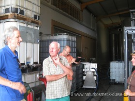 Besuch bei Mani Olivenöl Griechenland 07