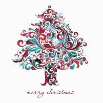 Weihnachtsgutschein Naturkosmetik Weihnachtsbaum