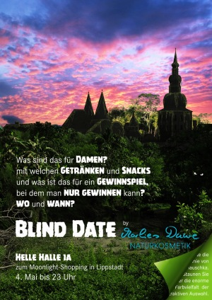 Blind Date Naturkosmetik Lippstadt