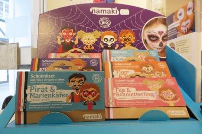 Naturschminke für Kinder von Namaki