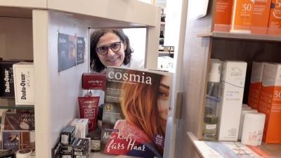 Cosmia 09/10-2019