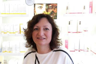 Naturkosmetikerin Tina Guiliano